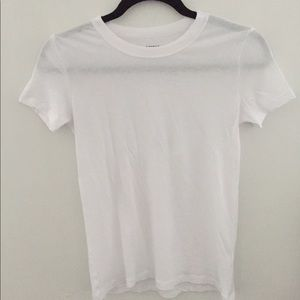 FREE with $20 purchase- Basic White Tee